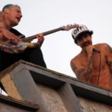 Red Hot Chili Peppers ďalšie fotografie z Venice Beach …
