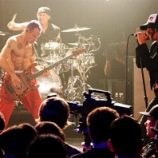 Red Hot Chili Peppers včera zahrali v Los Angeles