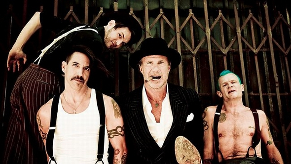 Red Hot Chili Peppers 2011