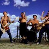 Californication v rebríčku najlepších videoklipov