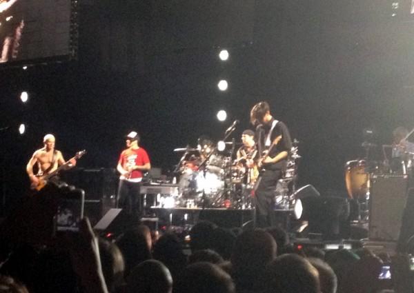 Red Hot Chili Peppers ohromili viedenskú Standthalle dvojhodinovou koncertnou šou