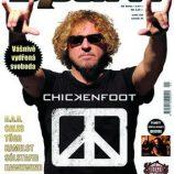 Po stopách Chickenfoot v januárovom magazíne Spark