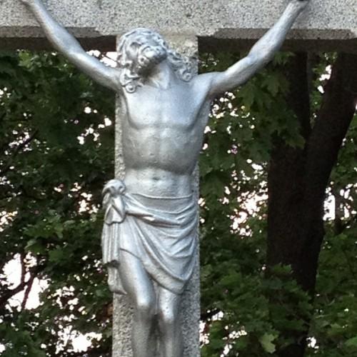 Strieborný Ježiš