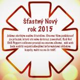 Šťastný Nový rok 2015!