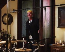 Celé video z Chadovej návštevy domu, v ktorom nahrávali Led Zeppelin