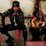 Článok z magazínu Rock Planet (2007)