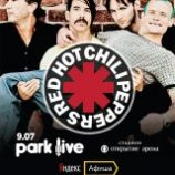 Red Hot Chili Peppers headleinerom ruského festivalu Park Live v 2016