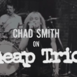 Chad Smith: hlasujte za Cheap Trick