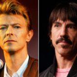 David Bowie odmietal návrhy na spoluprácu s Red Hot Chili Peppers