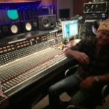 Nová fotka z nahrávania nového albumu!
