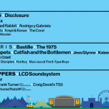 Red Hot Chili Peppers hlavnou kapelou festivalu T In The Park