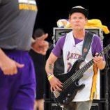 """Flea o zle zahranej hymne: """"Ľudia, ktorý majú radi hudbu, tým sa to páčilo"""""""