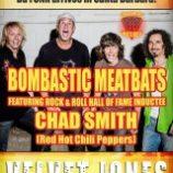 Už v piatok Chad Smith's Bombastic Meatbats odohrajú koncert