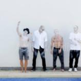 Oficiálne promo fotografie albumu The Getaway