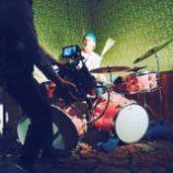 Fotka z natáčania videoklipu Dark Necessities!