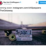 Red Hot Chili Peppers potvrdili vydanie nového videoklipu čoskoro!