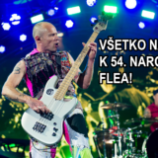 Všetko najlepšie k 54. narodeninám Flea!